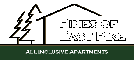 The Pines of East Pike Apartments
